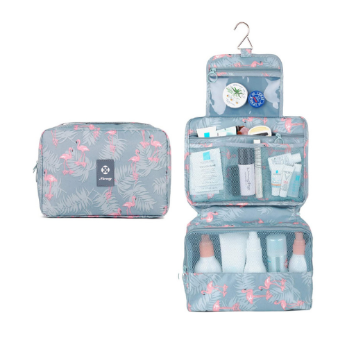 Narwey's Hanging Travel Toiletry Bags for Women