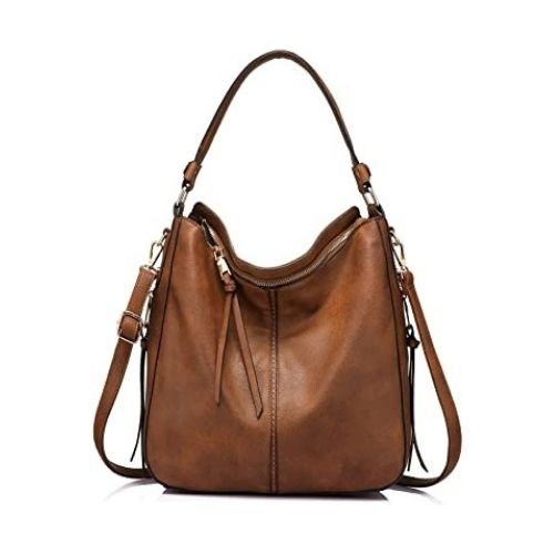 The Realer Store's Ladies Faux Leather Hobo Bag