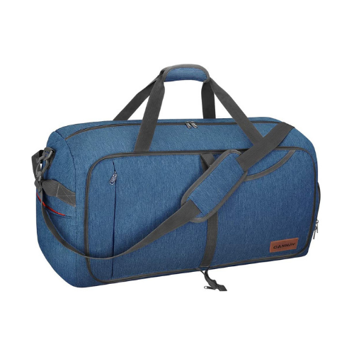 Canway 65L Top-rated Foldable Weekender Bag
