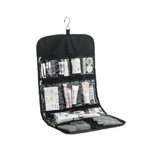 Compact Toiletry & Makeup Organizers as Essential Items for Business Travel