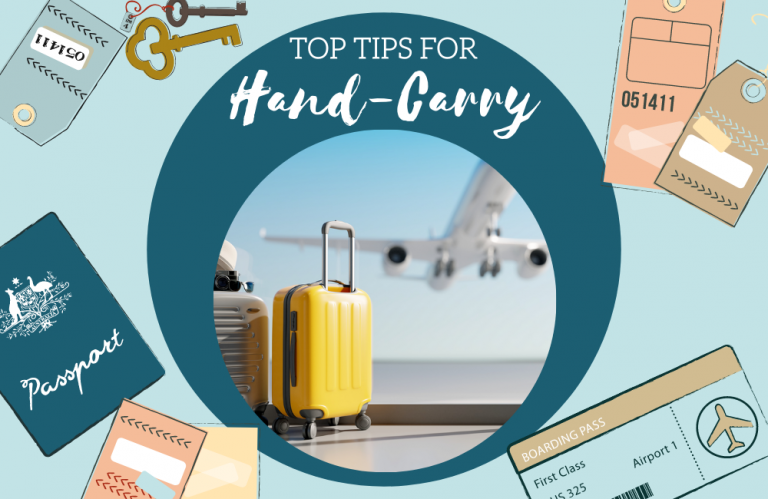 Top Tips for Hand-Carry